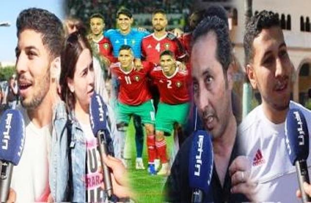 08dd76d92 ردود فعل صادمة من الجمهور المغربي رغم الفوز أمام ناميبيا
